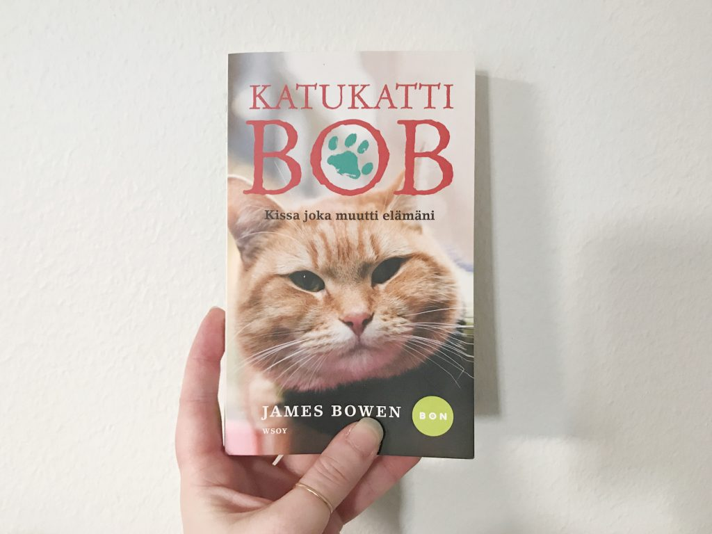 James Bowen, Katukatti Bob, top 10 kirjat 2019