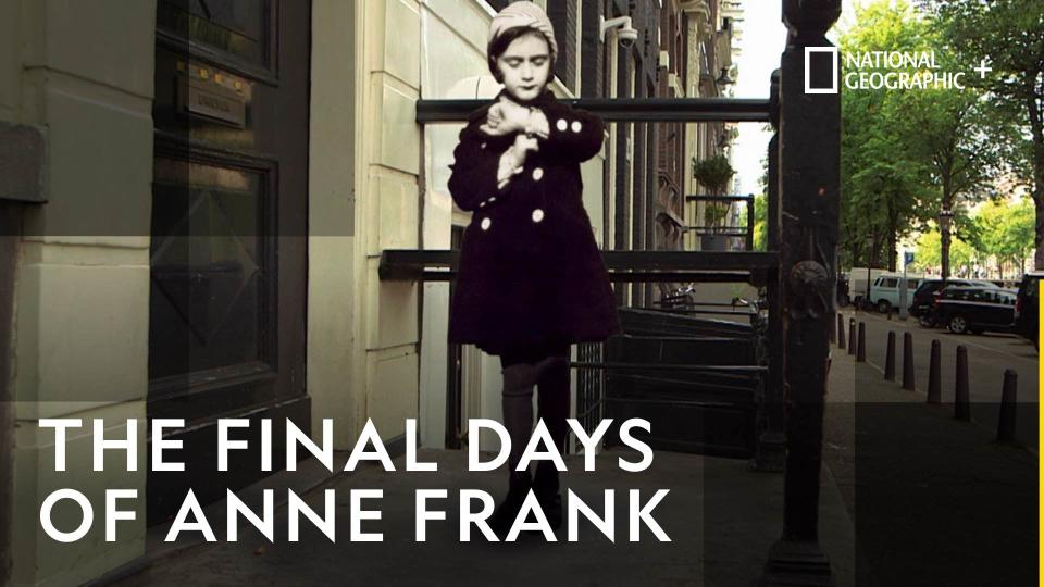 Final Days of Anne Frank dokumentti Viaplay